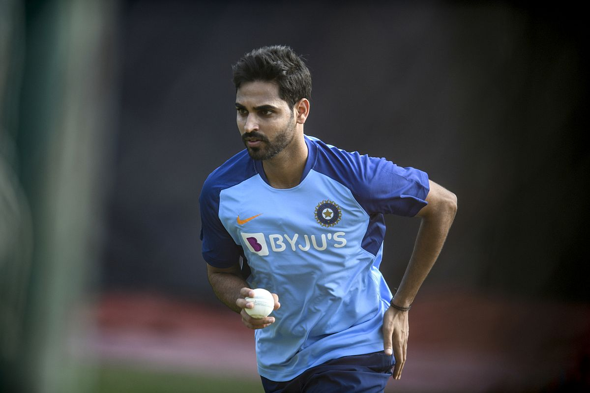 Didn't want to return without playing practice match: Bhuvneshwar kumar - The Statesman