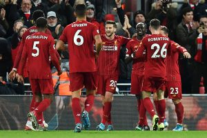 Liverpool humilate Everton in Merseyside derby, Leicester City regain second spot