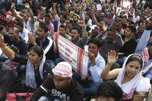 Nation protests against CAA, from Bihar, Bengal, Assam, to Meghalaya