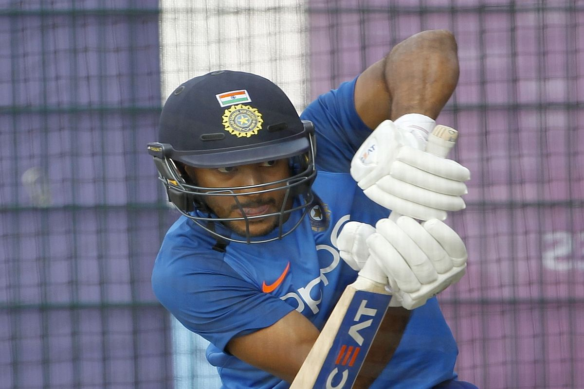 Mayank Agarwal, New Zealand vs India,
