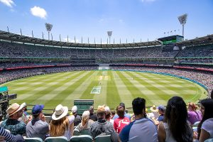 Record crowd for Australia-New Zealand Boxing Day Test at MCG