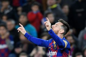 Lionel Messi becomes La Liga Player of the Month for February