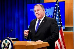 US Secretary of State Mike Pompeo accuses Iran of suppressing protest memorials