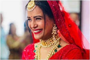 Unseen pictures and videos from Mona Singh wedding