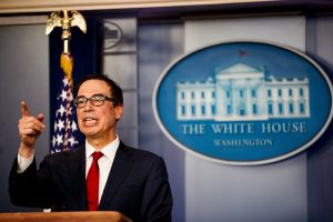 US envoy Steven Mnuchin praises 'historic' 1st phase trade deal with China