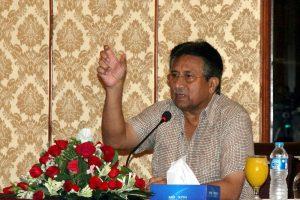 Ex-Pakistan President Pervez Musharraf urges stay on high treason trial