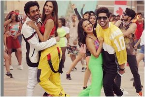 Watch   Sunny Singh starrer Jai Mummy Di's new song 'Lamborghini' out