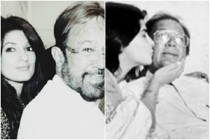 Birthday Special: Rare and unseen pictures of Rajesh Khanna with daughter Twinkle