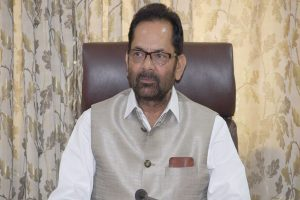 'Action must be taken': Mukhtar Abbas Naqvi on UP cop's 'go to Pak' rant at CAA protesters