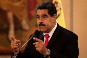 Nicolas Maduro urges Peru to arrest Venezuelan opponent