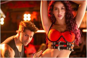 Street Dancer 3D item song 'Garmi' featuring Nora Fatehi, Varun Dhawan to release tomorrow