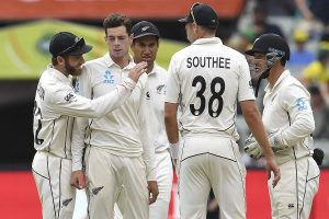 AUS vs NZ: Stunned New Zealand fight to save second Test vs Australia