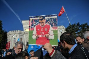 Mesut Ozil misled by fake news, says China on footballer's comments about Uighur muslims