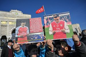 Mesut Ozil criticises Muslim countries for silence over Uighars in China, Arsenal distance themselves