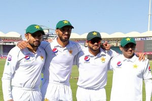 PAK vs SL, 2nd Test: All 4 Pakistan top-order batsmen score centuries