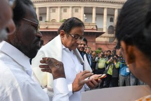 CAB 'unconstitutional' Chidambaram calls it 'price for giving BJP brute majority'