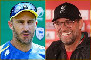 South Africa Test captain Faf du Plessis inspired by Liverpool manager Jurgen Klopp