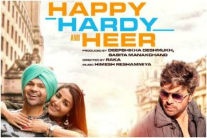 Himesh Reshammiya's 'Happy Hardy and Heer' gets new release date