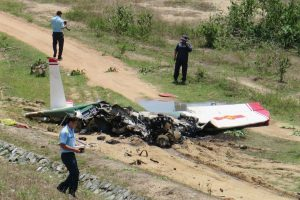 14 dead after plane with 100 on board crashes near Kazakhstan airport