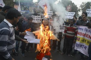 354 arrested in Bengal amid protests against Citizenship Amendment Act
