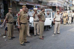 18 policemen suspended after shooting inside courtroom in Uttar Pradesh