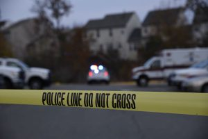 6, including police officer killed in gunfight in New Jersey