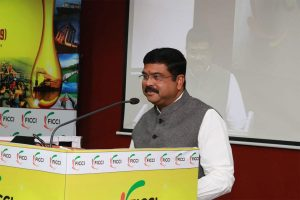 'Country's natural gas consumption to rise 3-folds in 10 yrs for 15% target,' says Dharmendra Pradhan