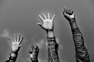 Protest at Jantar Mantar against Hyderabad Veterinarian rape, murder case