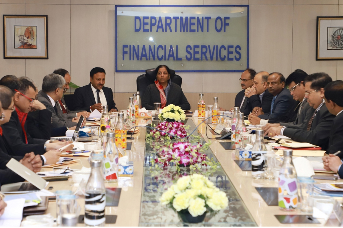 Finance Minister, Sitharaman