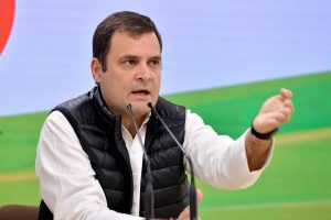 CAB aims at 'ethnic cleansing' of North East, says Rahul Gandhi