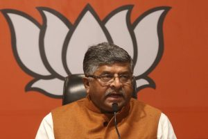 Total number of post offices in Kashmir is 698, all are currently functional: Ravi Shankar Prasad