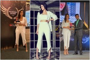 Ananya Panday's 'So Positive' wins 'Initiative of the Year' award