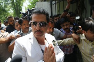 Robert Vadra seeks court permission to travel Spain, cites medical reason