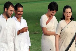 'I'm proud of you': Robert Vadra supports wife Priyanka Gandhi after she was 'manhandled' by UP Police