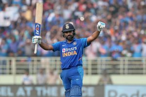 Rohit Sharma 9 runs away from breaking massive 22-year-old record