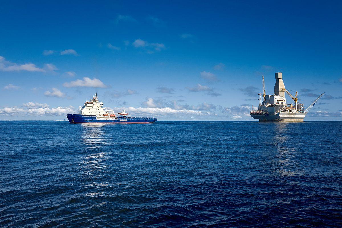 Russian navy ships