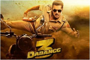 Salman Khan's 'Dabangg 3' enters Rs 100 cr club