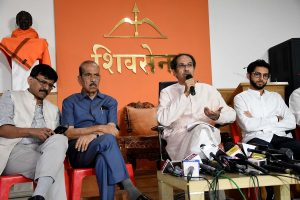 Sena says its stand on CAB could change in RS, notes exclusion of Lankan Tamil Hindus