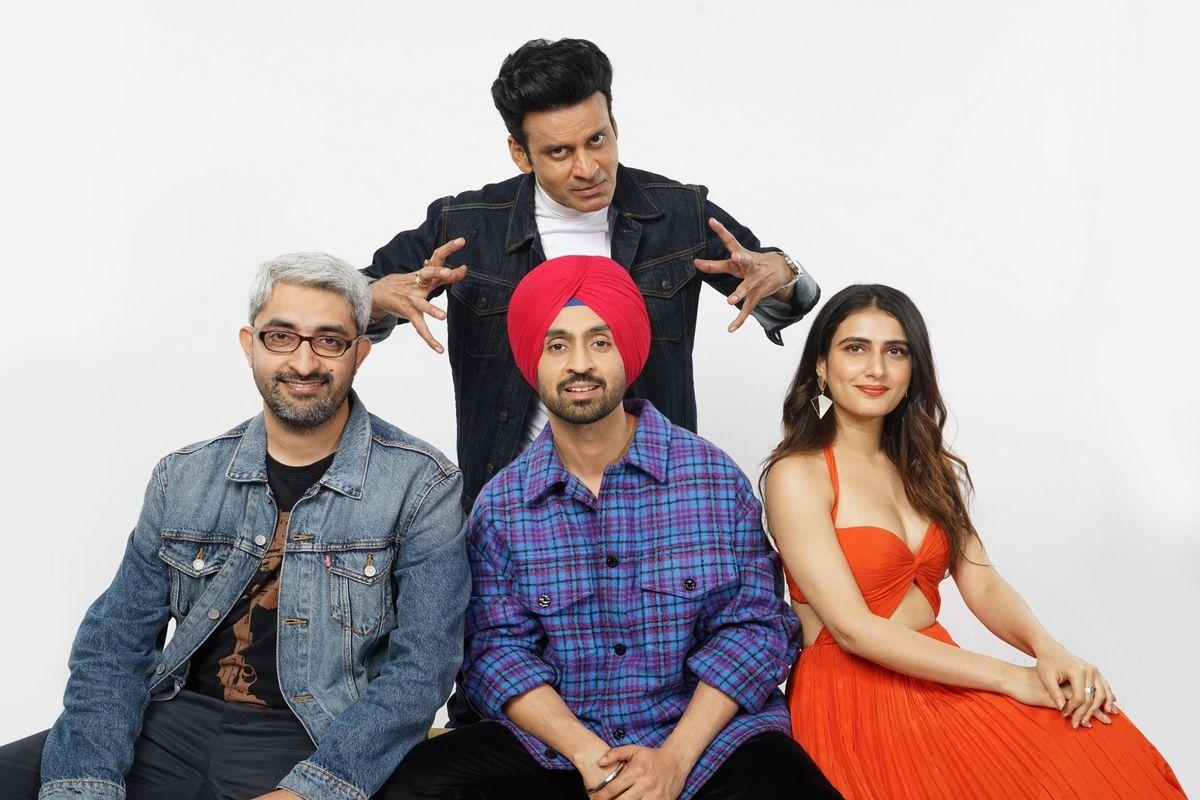 Diljit Dosanjh, Manoj Bajpayee, Fatima Sana Shaikh, Suraj Pe Mangal Bhari, Good Newwz, Kareena Kapoor Khan, Akshay Kumar, Abhishek Sharma