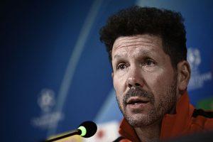 Atletico Madrid likely to sack Arsenal-linked Diego Simone