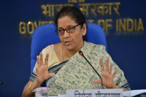 No proposal to reduce taxes on petrol, diesel: Nirmala Sitharaman in LS