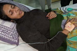 On hunger strike, DCW chief rushed to hospital after health deteriorates