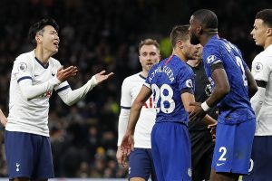 Chelsea fan arrested for alleged racial abuse to Son Heung-min during EPL match at Tottenham