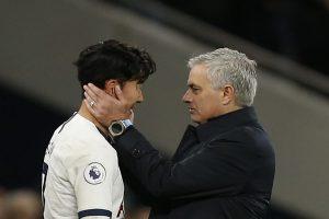 Jose Mourinho compares Son Heung-min to Brazilian Ronaldo