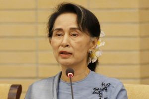 Suu Kyi rejects Rohingya genocide charge in UN court