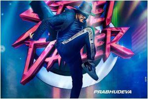 Street Dancer 3D: Prabhu Deva's character poster out