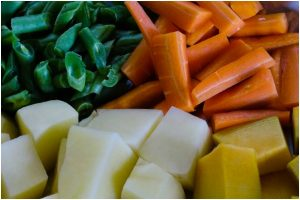 Boiled vegetable: A must-have seasonal delight