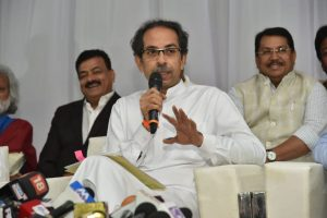 Thackeray announces loan waiver of upto Rs 2 lakh for farmers, to cost 40k crore to state exchequer