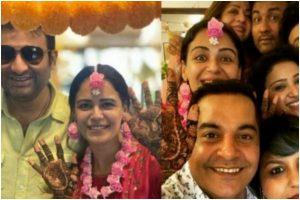 Jassi Jaissi Koi Nahin fame Mona Singh's mehendi ceremony pics go viral, check now