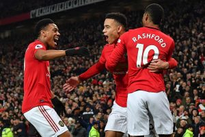 Premier League: Anthony Martial's double helps Manchester United win; sloppy Chelsea falter again